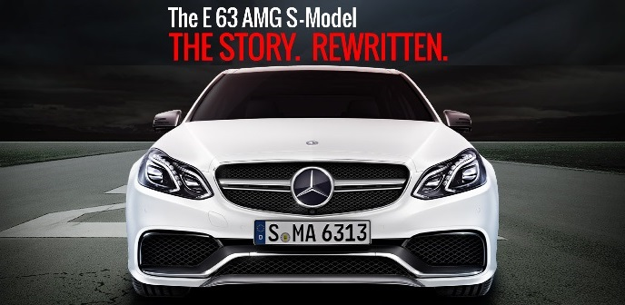 E63 AMG S-Model - The Story. Rewritten.