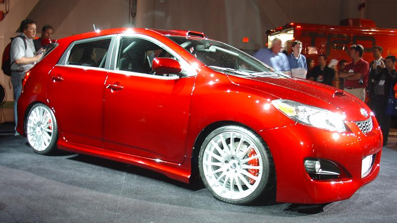 Toyota Matrix Car Picture
