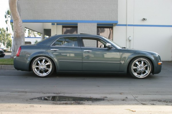 chrysler 300c rim. 22quot; Wheels - Chrysler 300C