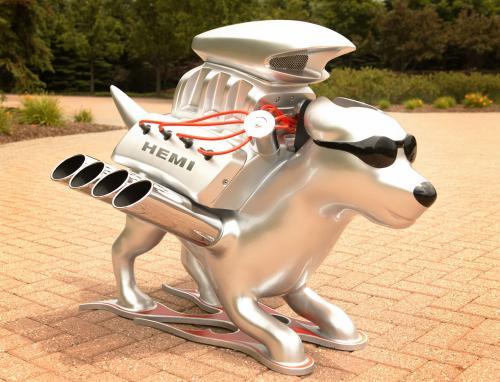 Dodge Magnum Hemi Dog Srt 8
