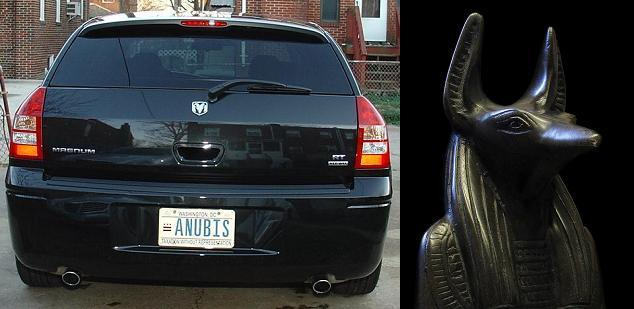 Anubis - God of the Underworld!