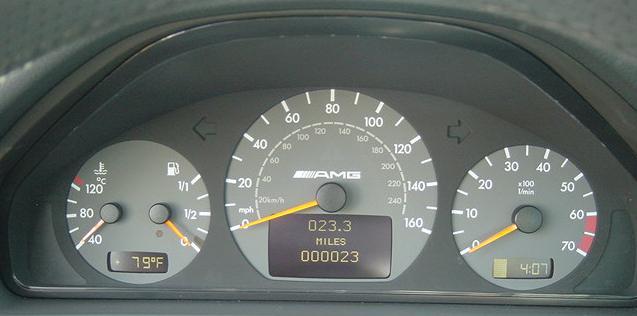 Kev's 2002 Mercedes-Benz E55 AMG