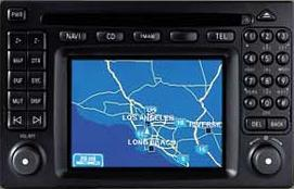 GPS Comand Navigation Unit