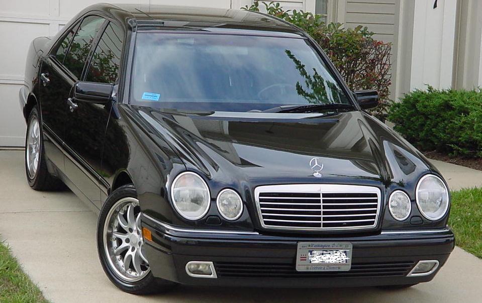 Kev U0026 39 S 1998 Mercedes
